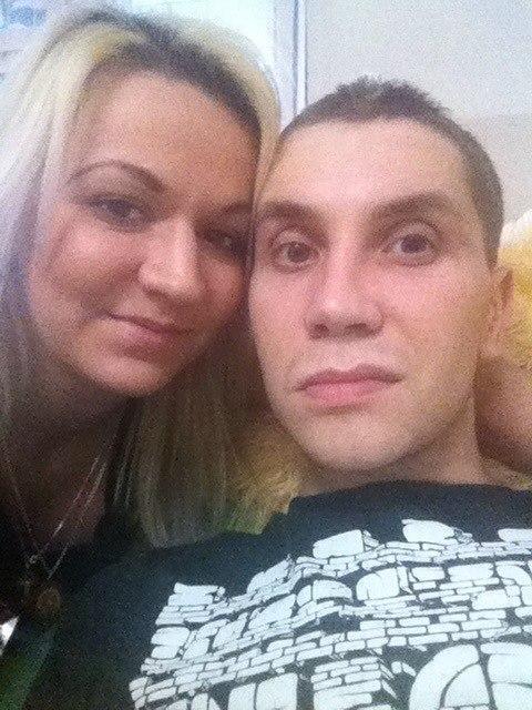 Егор и его невеста Аня