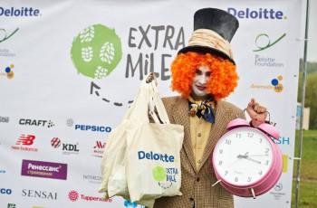 Иллюстрация к статье - «Делойт» в восьмой раз устраивает благотворительную гонку Extra Mile