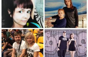 Иллюстрация к статье - Марина, Лариса, Ольга, Анна, Алексей и Владимир